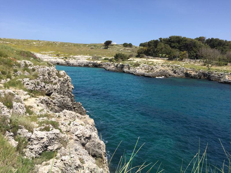 La Bellezza di Porto Badisco: scopri l'Approdo di Enea