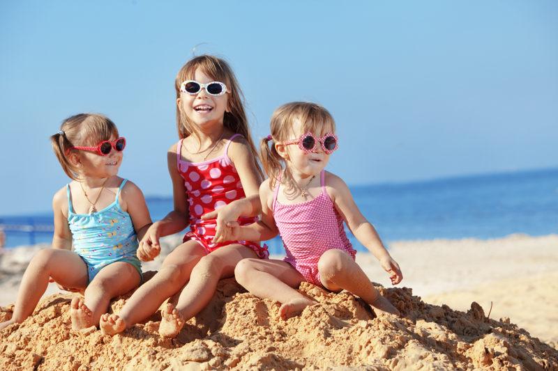 Spiagge nel Salento per Bambini : ecco le località Bandiera Verde