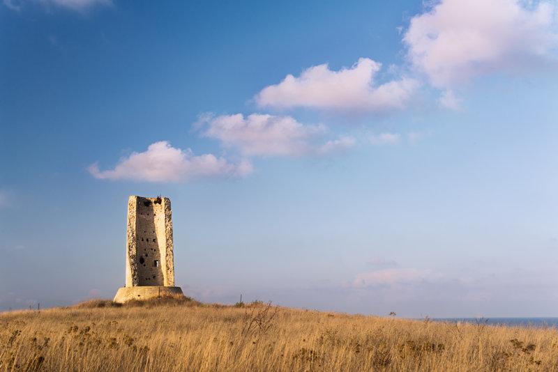 Torre del Serpe a Otranto: il Luogo Simbolo della Città