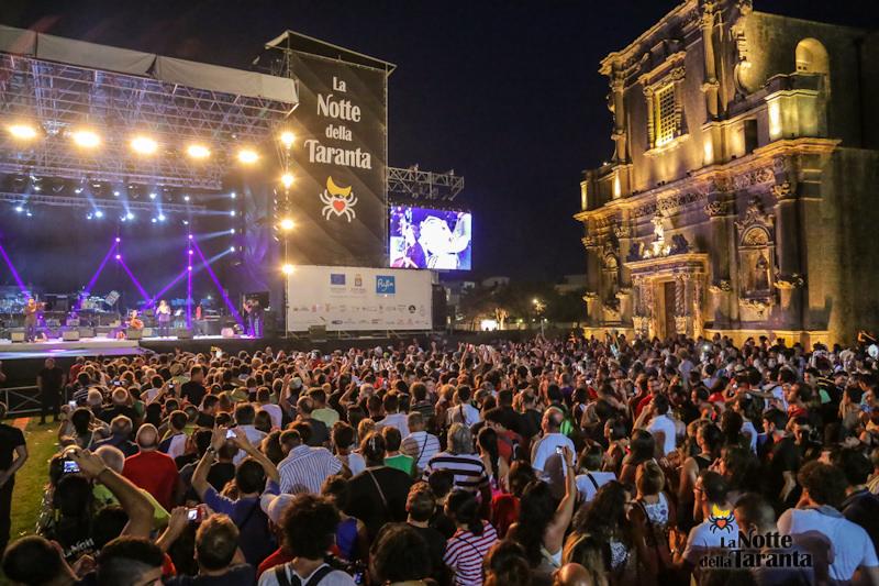La Notte della Taranta 2016: il Programma del Concertone Finale a Melpignano