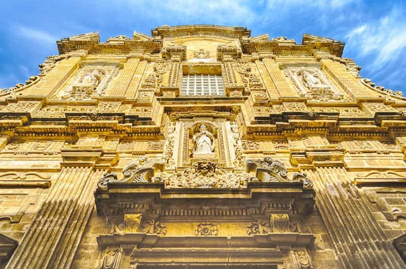 Tour alla scoperta del Barocco nel Salento