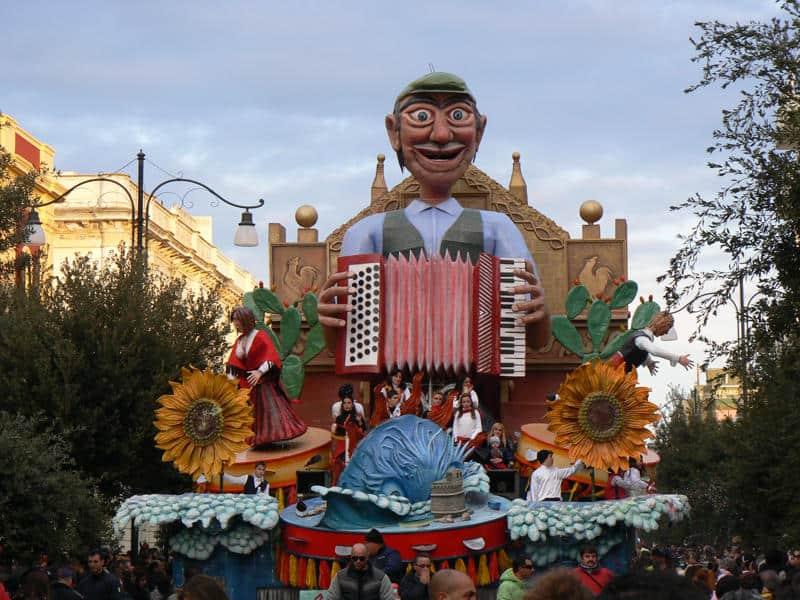 Carnevale nel Salento: ecco dove festeggiarlo