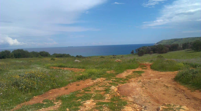 Baie dell'Orte a Otranto: itinerario nella natura