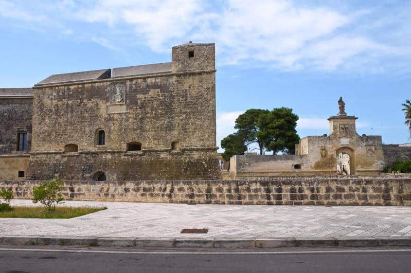 Acaya: antico borgo a pochi Km da Lecce