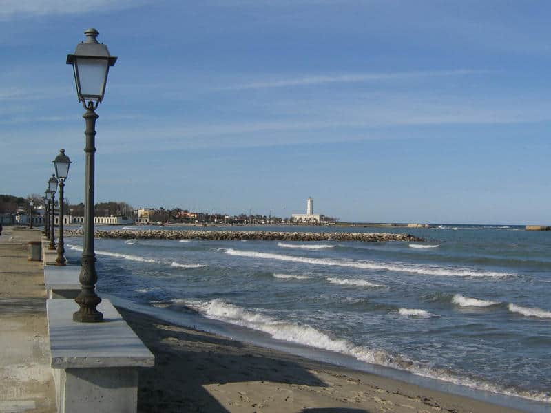 San Cataldo: cosa ammirare della marina di Lecce