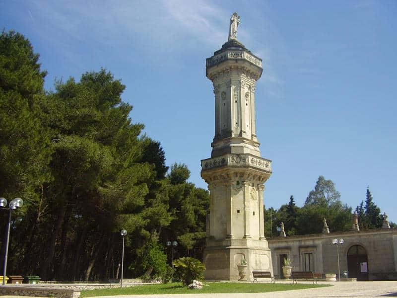 Tutto quello che devi sapere sul Santuario della Madonna di Montevergine, a Palmariggi