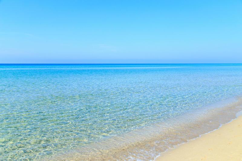 Le spiagge del Salento tra le più trendy d'Italia!