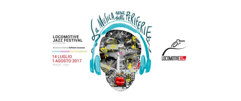 Il programma del Locomotive Jazz Festival 2017