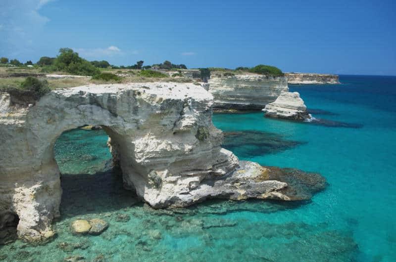 Perché andare in vacanza a Torre Sant'Andrea