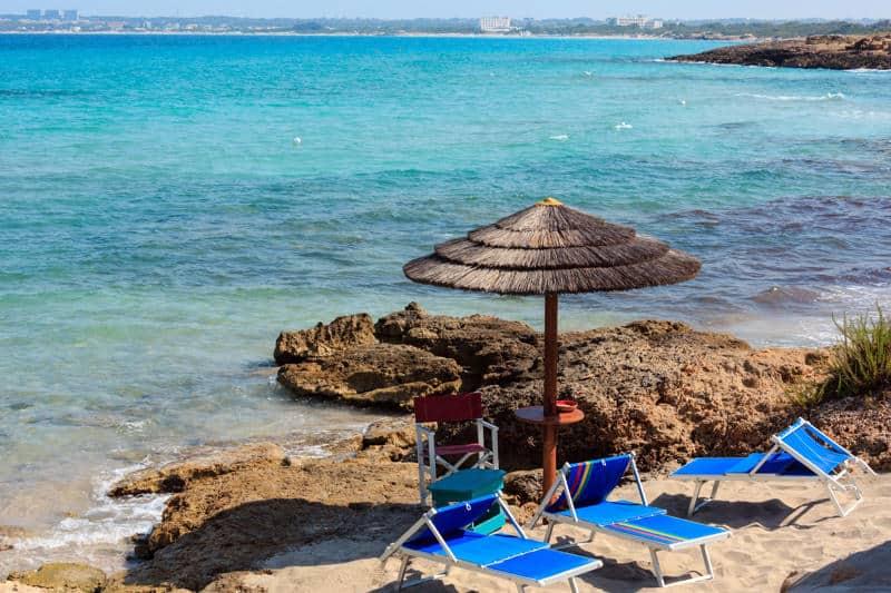 Punta della Suina: una delle spiagge più belle di Gallipoli