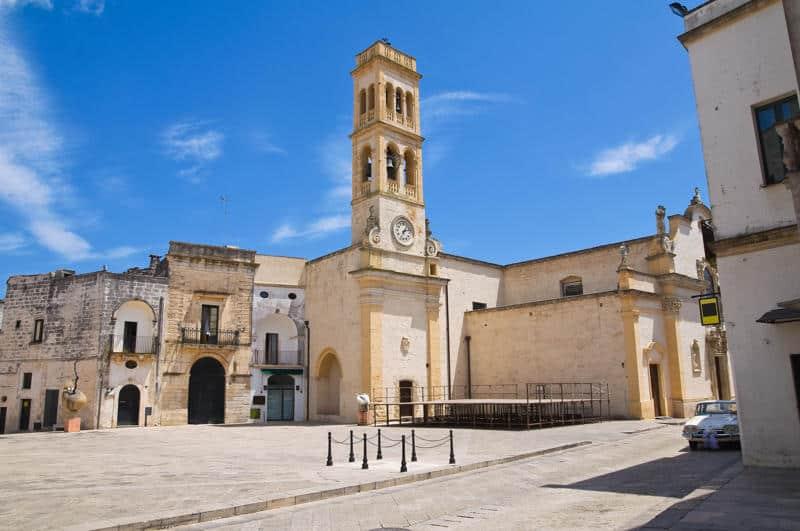 Specchia: uno dei borghi più belli d'Italia