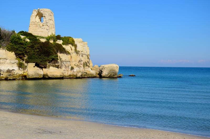 Le 5 spiagge più belle della Costa Adriatica salentina