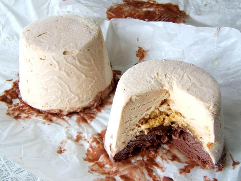 Un gelato dal cuore morbido, lo Spumone Salentino