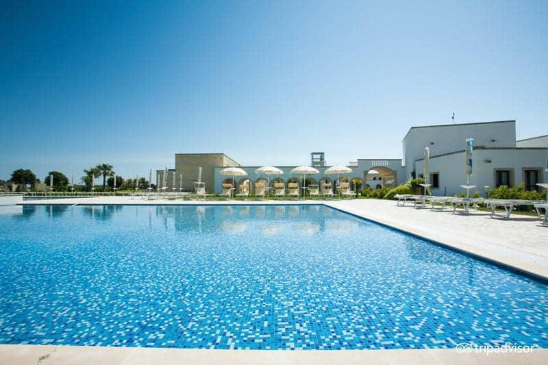 Corte del Salento: il villaggio in Puglia
