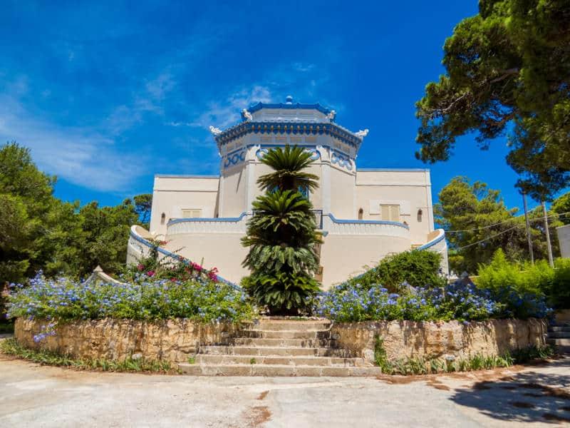 Santa Maria di Leuca e le sue splendide Ville