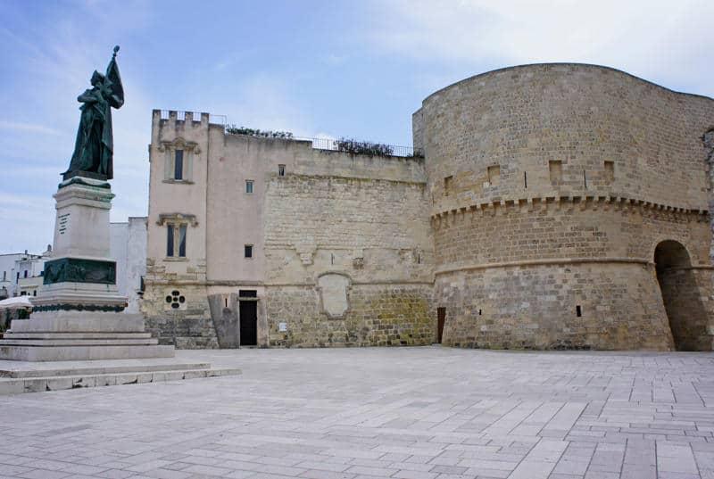 Otranto: scopriamo il Castello Aragonese