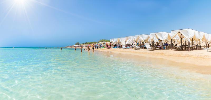 Scopriamo quali sono le spiagge salentine premiate con la bandiera blu 2018