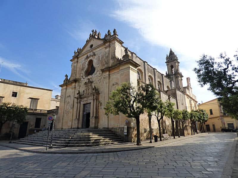 Tricase: la bella cittadina del Salento