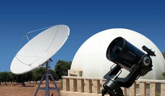 La Terrazza delle Stelle: il Parco Astronomico del Salento