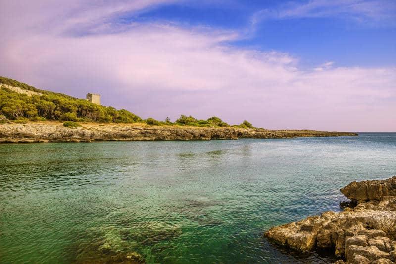 La bellezza della natura incontaminata di Porto Selvaggio