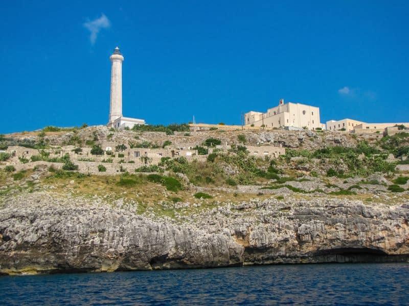 Punta Meliso a Leuca: tra storia e leggenda