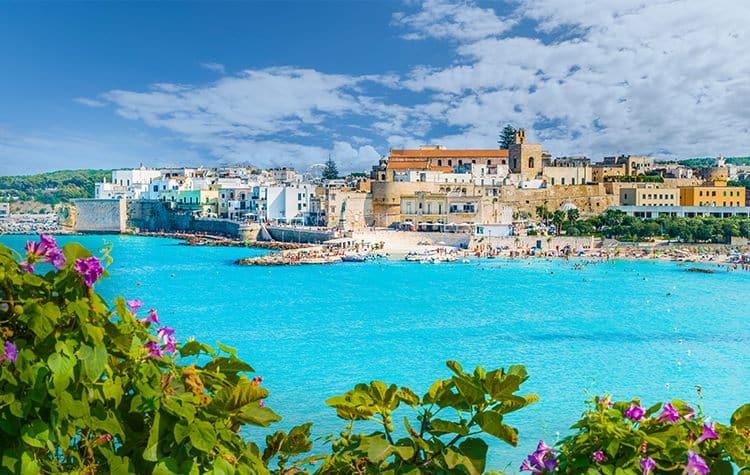 A few steps from Otranto
