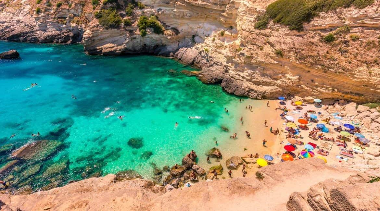 Porto Miggiano: la bellezza incontaminata dell'Adriatico