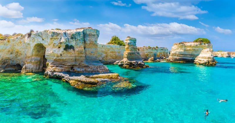 Torre Sant'Andrea: una località da sogno per la tua vacanza in Puglia