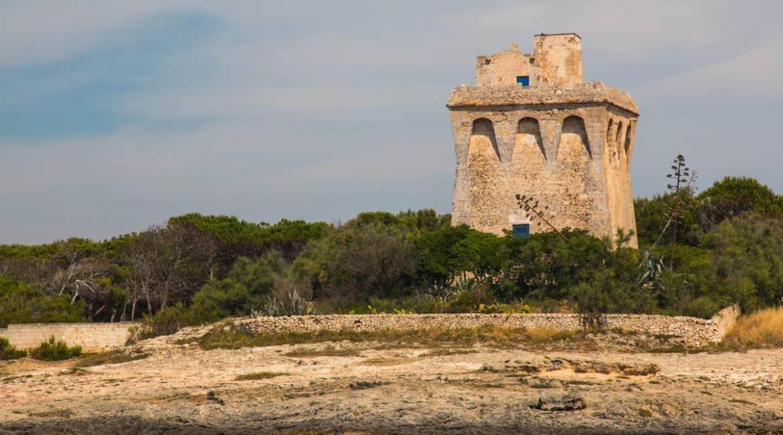 Le più affascinanti torri d'avvistamento della costa salentina