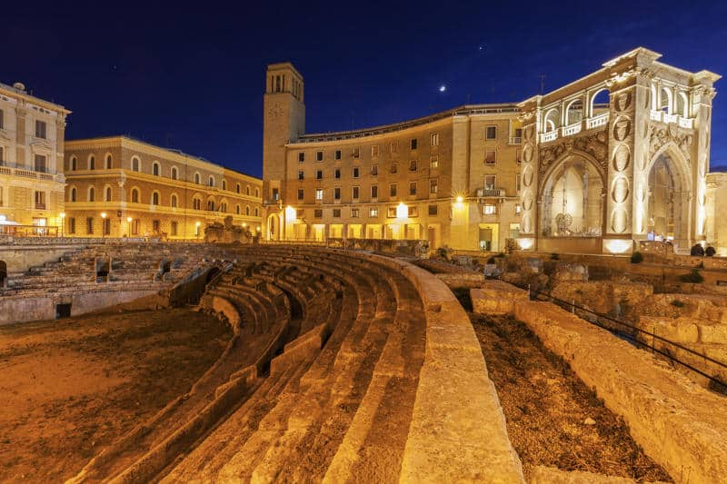 Una vacanza a Lecce: i posti imperdibili