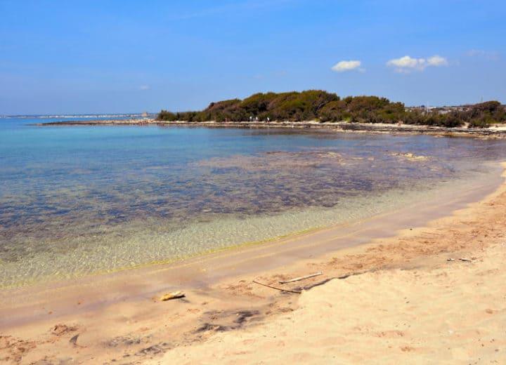 L'affascinante isola dei conigli di Porto Cesareo