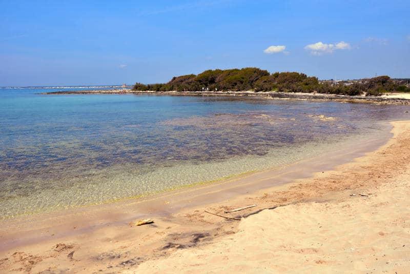 L'affascinante Isola dei Conigli a Porto Cesareo