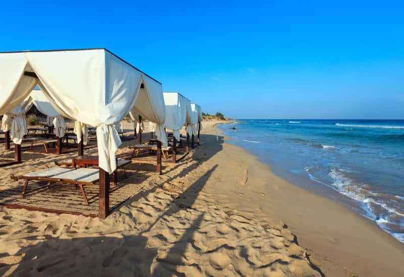 Le spiagge più belle della costa ionica salentina