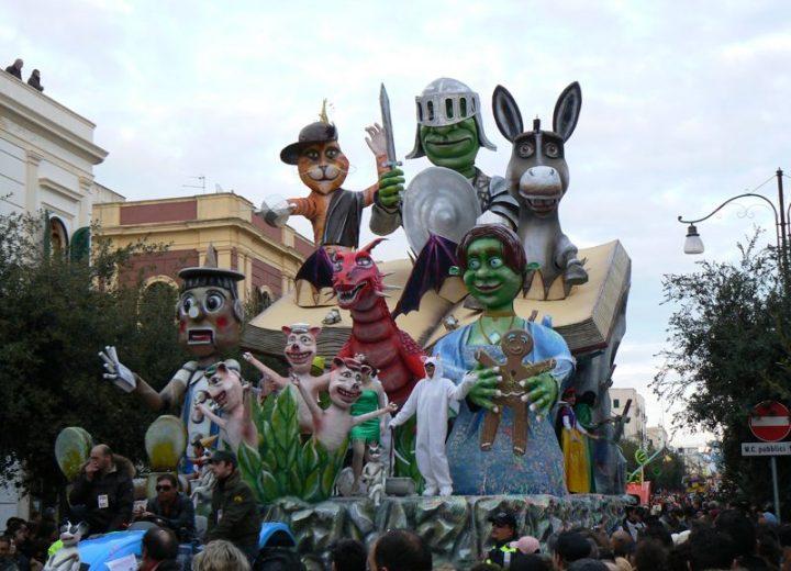 Carnevale 2020 nel Salento: gli eventi da non perdere