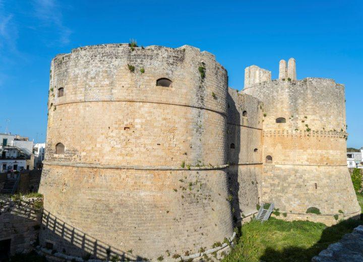 I 5 castelli più belli del Salento
