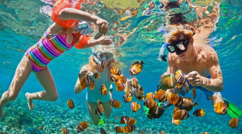 Snorkeling nel Salento: quali sono i fondali più belli?