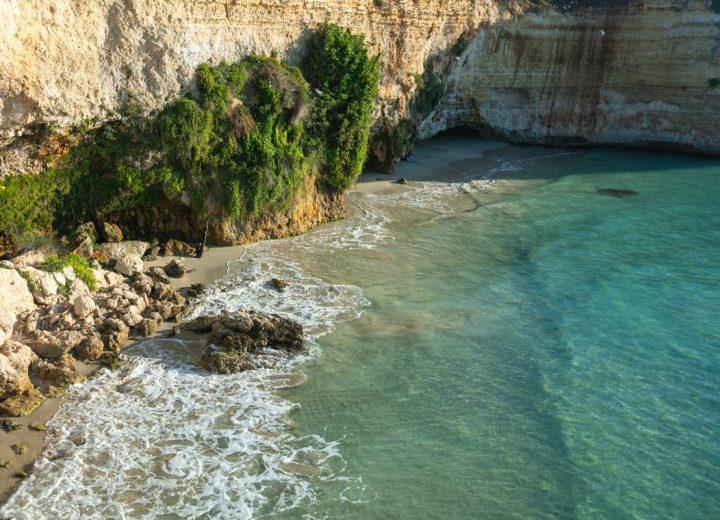 Baia del Mulino d'Acqua a Otranto: un paradiso in Salento