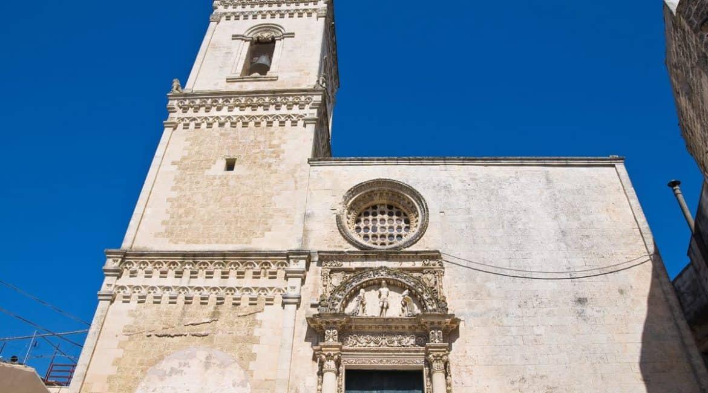 Scopri cosa vedere a Corigliano d'Otranto