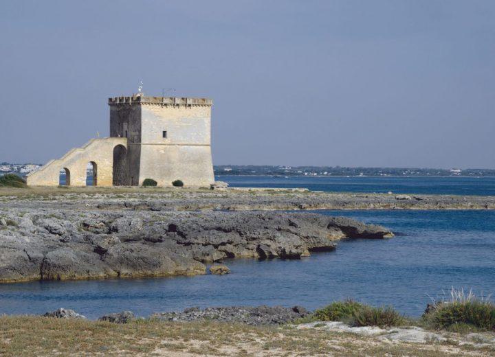 Torre Lapillo, mare limpido tra Porto Cesareo e Punta Prosciutto