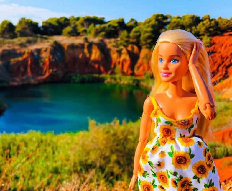 """""""Barbie in town"""", una influencer d'eccezione alla scoperta del Salento"""