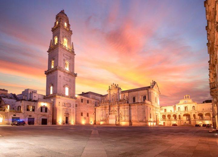 Una passeggiata tra le chiese di Lecce