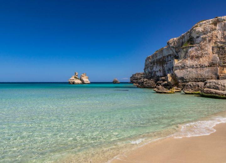 Vacanze in Salento: i benefici del mare