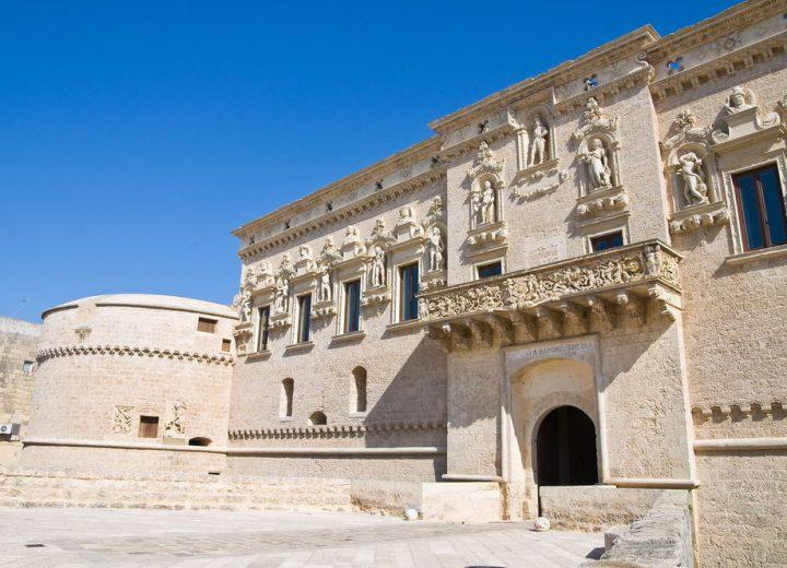 Il Castello di Corigliano d'Otranto, perla architettonica salentina