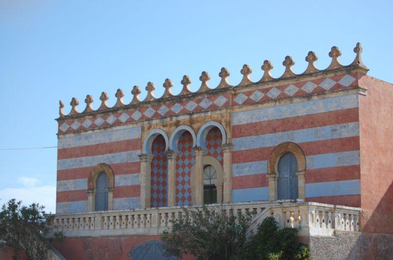 Torre Suda e la leggenda di Villa Schito